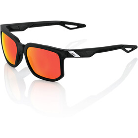 100% Centric Brillenglas, matte crystal black | hd red multilayer/hiper lense